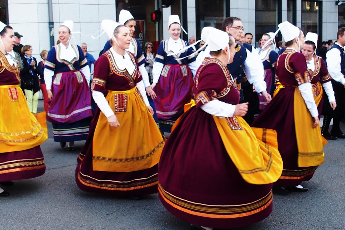 Défilé Tradi Deiz 2017 à Vannes