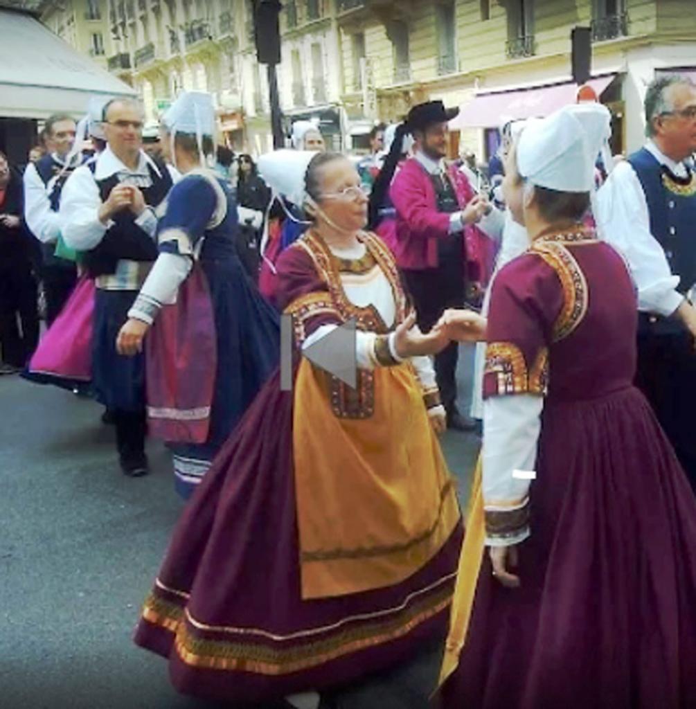 Défilé de la Saint-Yves