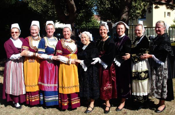 08092018 danseuses de koroll forum des assos de savigny