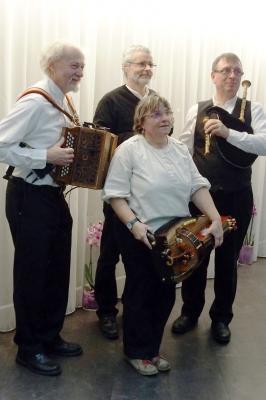 200118 nos 4 musiciens pour la soiree d anniversaire de massy