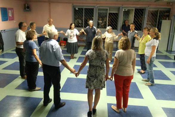 Atelier danses bretonnes