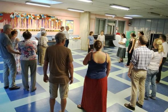 Atelier de danses bretonnes decouverte avec soaz