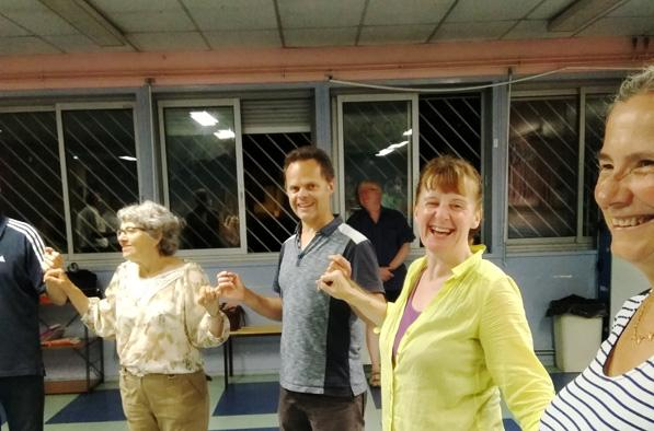 Ateliers danse reprise du 11092018