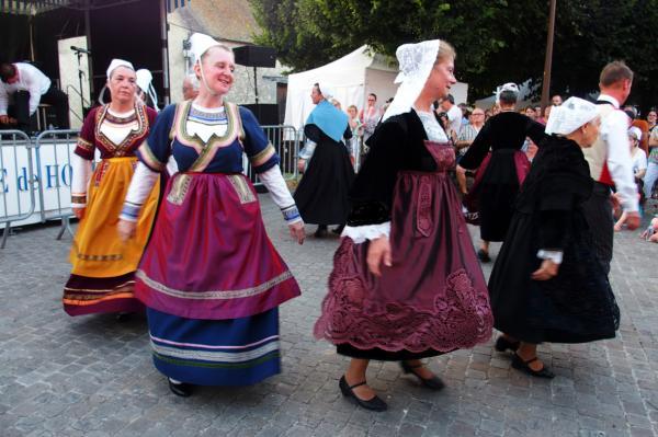 Cckb houdan les lavandieres danse chantee