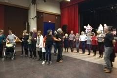 Danse bretonne des le berceau
