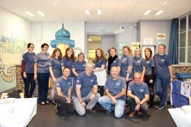 Equipe des benevoles du cckb savigny