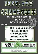 Fest noz champcueil 2018