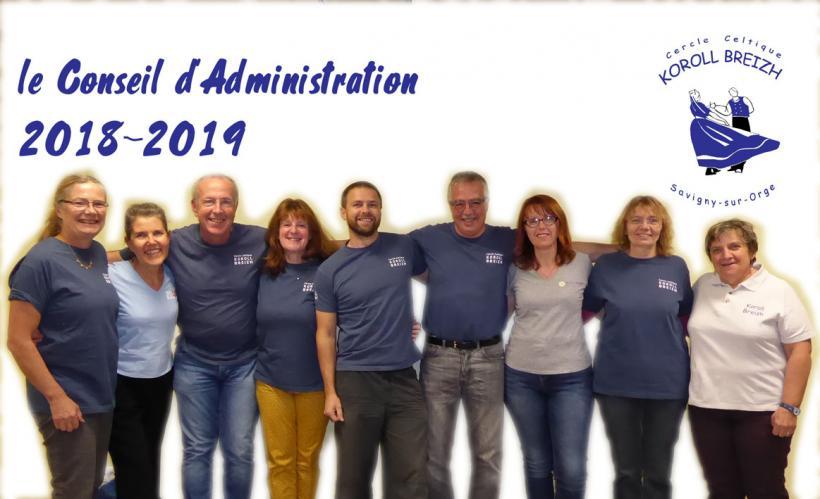 Groupe ca 2018 2019