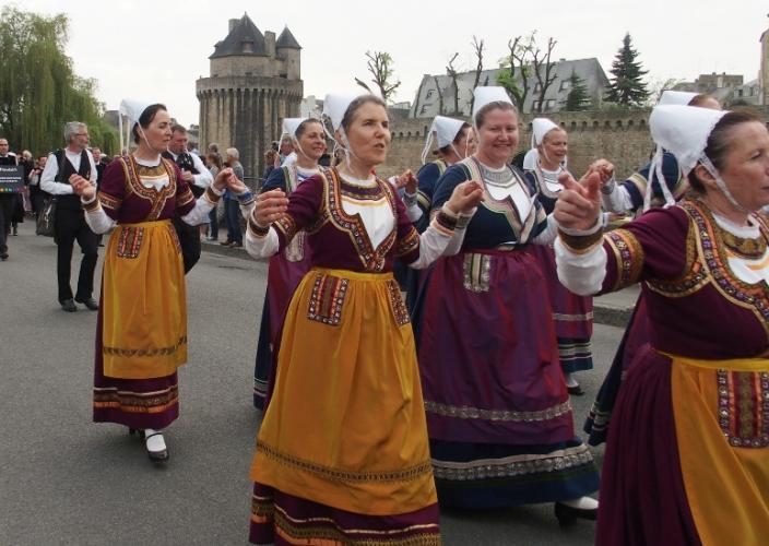 Koroll Breizh au défilé du Tradi'Deiz  2018