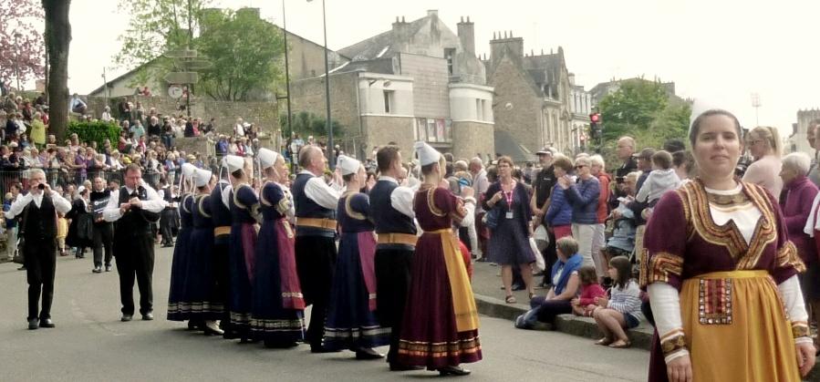 Championnat danses bretonnes