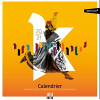 Kalendrier kenleur 2020 2021