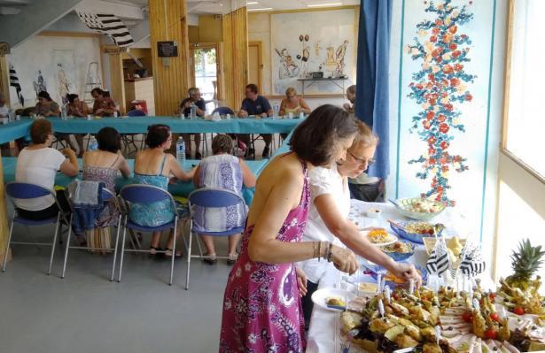 Repas annuel cckb buffet 01072018